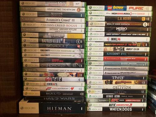 Venta De Juegos De Xbox 360, One, Ps3, Psvita, 3ds & Ps4 Gxa