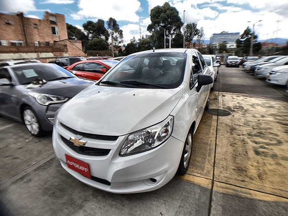 Chevrolet Sail Ls Sedan Mec 1,4 Gasolina