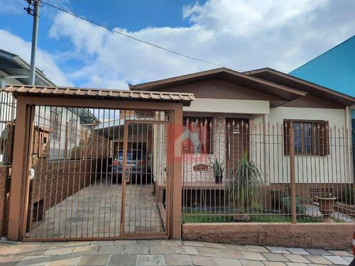 Imagem 1 de 19 de Casa Com 3 Dormitórios À Venda, 97 M² Por R$ 325.000 - Cinquentenario - Farroupilha/rs - Ca0301
