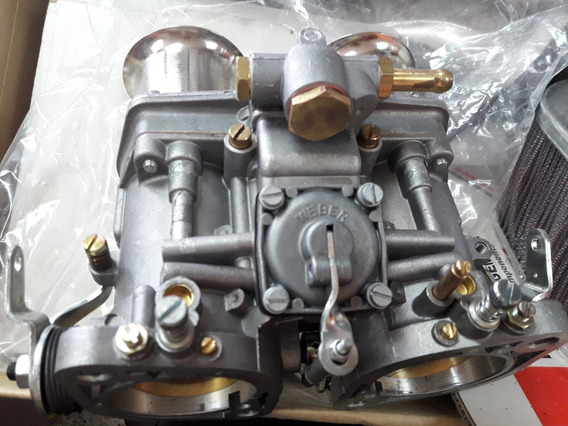 Carburadores Weber 48 Idf Kit Completo Vw Buggy Escarabajo