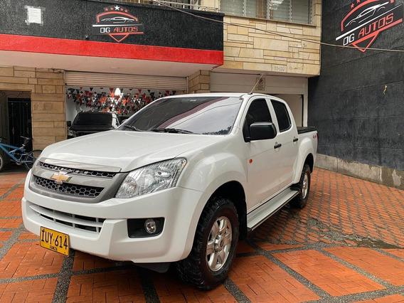 Chevrolet Luv Dmax 2016 4x4