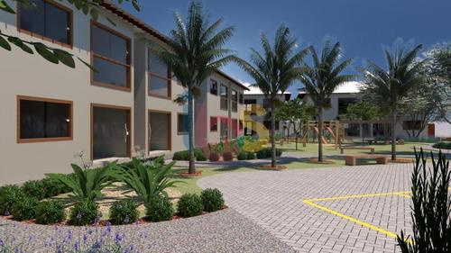 Imagem 1 de 22 de Apartamento À Venda, 2 Quartos, 1 Suíte, 1 Vaga, Trancoso - Porto Seguro /ba - 4972