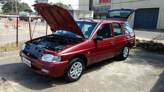 Ford Escort Sw 1.8 16v Motor Zetec 1999/99