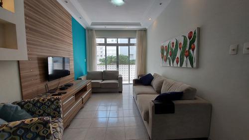 Imagem 1 de 22 de Guarujá Pitangueiras - Calçadão Com Vista Mar E Garagem - Ap05941 - 69546879