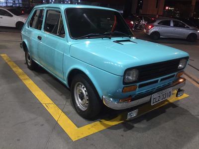 Fiat 147 L Unico Dono 1978