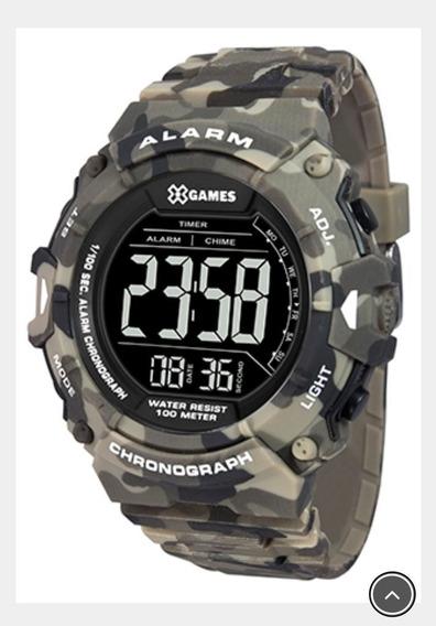 Relógio Xgames Xmppd488