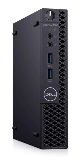 Dell Optiplex 3070 - I3 9ª Geração , Ssd 128 + Hd 500 E 8 Gb