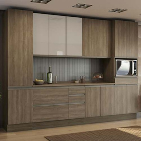 Cozinha Completa Planejada 8pc Maxxi Kappesberg Cb366