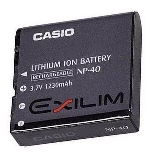 Bateria Np-40 Original Casio Elixim Ex-z30, Ex-z850 Benq
