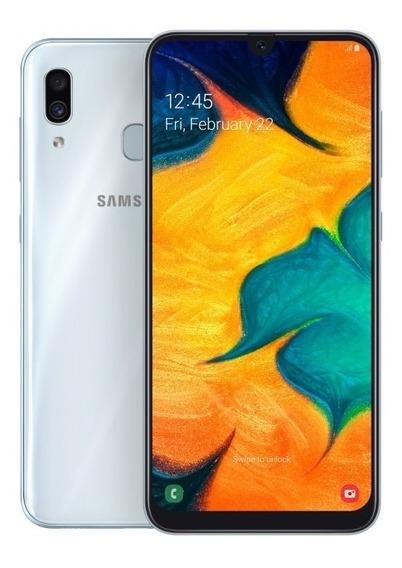 Celular Libre Samsung A30 6.4