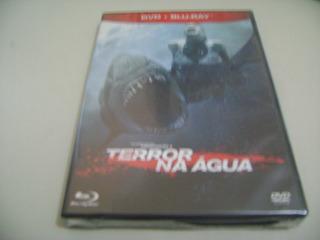Dvd + Blu-ray Terror Na Água ! Original !
