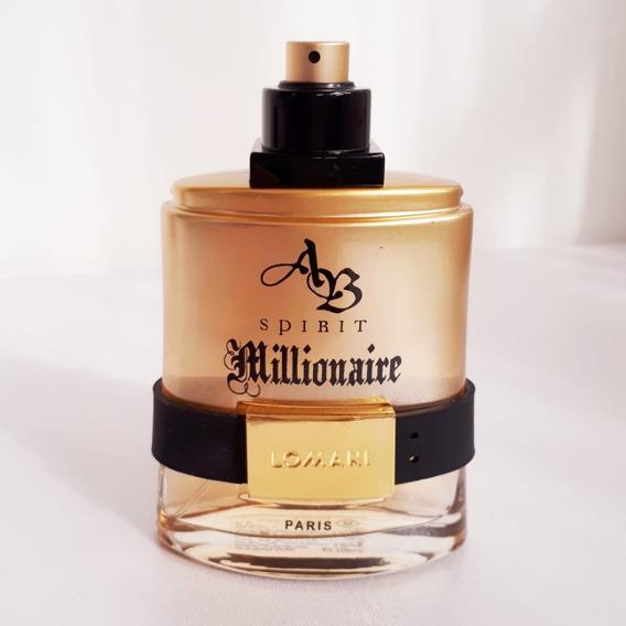 Perfume Lomani Millionaire 100ml Usado Apenas 1x