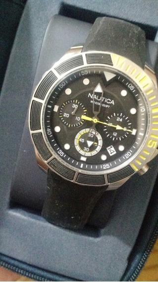Relógio Náutica Napptr002 (original)