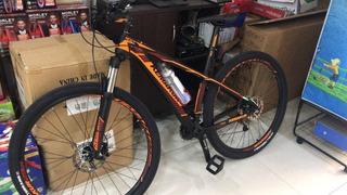 Bicicleta Kemakur 29er Carbono Talle S Shimano Deore No Sava
