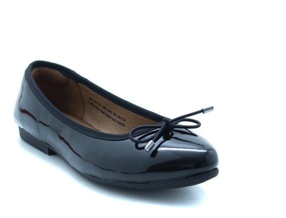 Flexi De Dama Zapatos Flats Casual 47309 Negro Originales