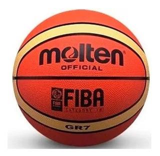 Pelota Basket Basquet N°5 Molten Gr5 Basket Entrenamiento