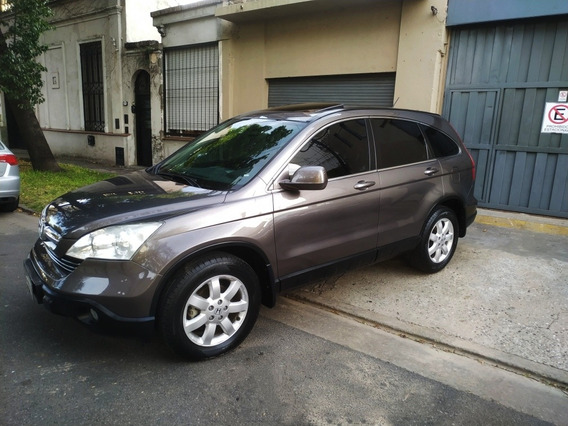 Honda Cr-v 2.4 Ex At 4wd (mexico) 2009