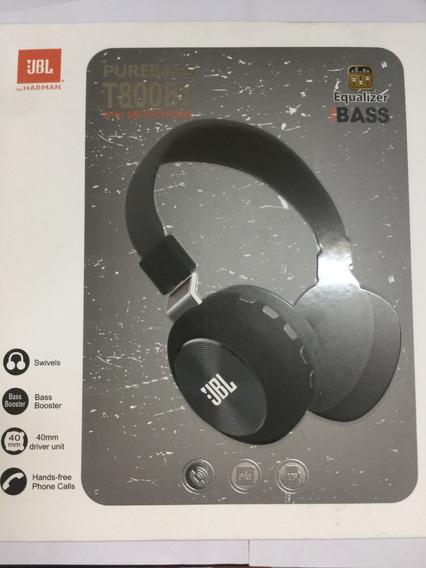 Audifonos Inalambrico Con Bluetooth T800bt