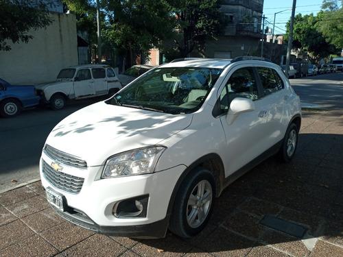 Chevrolet Tracker 1.8 Ltz Fwd Mt 140cv 2014  Unico Dueño