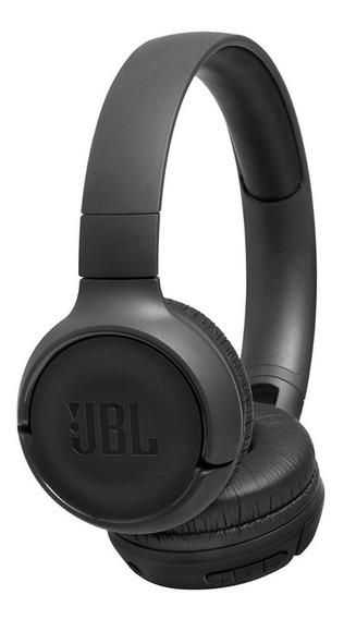 Headphone Bluetooth Jbl T500bt Com Microfone - Preto