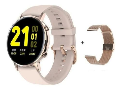 Relógio Smartwatch Sg3 Original Com 2 Pulseiras
