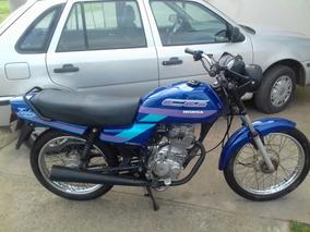 Vendo Honda Cg 125 Today Restaurada!!!