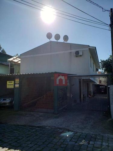 Sobrado À Venda, 56 M² Por R$ 160.000,00 - Cidade Nova - Caxias Do Sul/rs - So0138