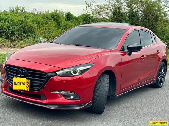 Mazda 3 Grand Touring Skyactive