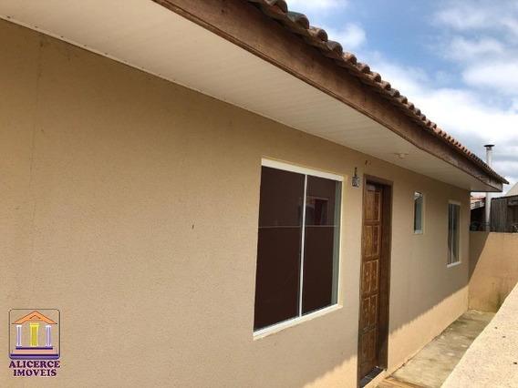 Excelente Casa Em Condomínio No Bairro Campina Da Barra Em Araucária. - C-746 - 33723474