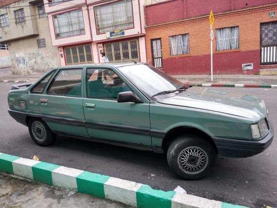 Renault R 21 Rs , Verde Torento 4 Puertas