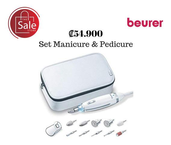 Set Manicure & Pedicure Marca Beurer