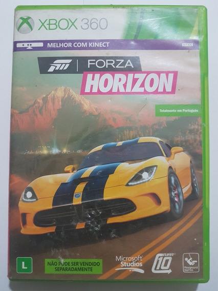 Capa Forza Horizon Original Para Xbox 360