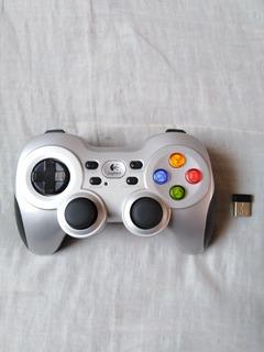 Gamepad Logitech Inalambrico Con Vibración