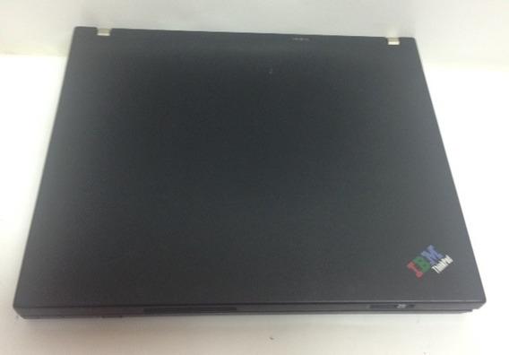 Remate Laptop Lenovo T60 Core Duo 1.83ghz M.1gb D.80gb