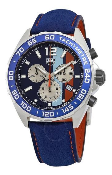 Relógio Tag Heuer Formula 1 Gulf Racing Caz101n.fc8243