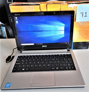 Oferta Laptop Lanix Neuron Al S14 Nva, De Exhibicion 1.8 Ghz