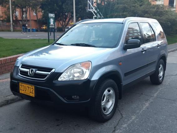 Honda Cr-v Lx Mt 4x4