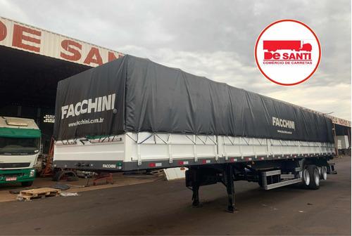 Carreta Graneleira 2018  Facchini 13,50