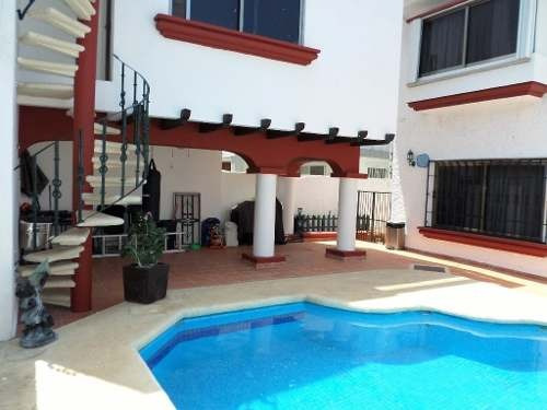 Casa En Renta Cancun Centro Amueblada A Solo 5 Min De La Playa | C2544