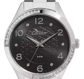 Relógio Condor Feminino Prata Analógico Co2035kvz/3p Barato
