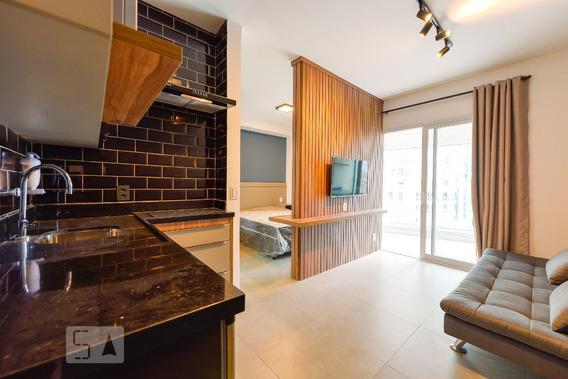 Apartamento Para Aluguel - Pinheiros, 1 Quarto, 40 - 892978604
