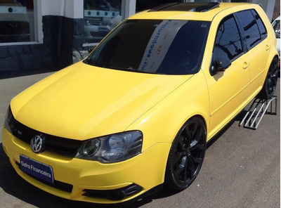 Volkswagen Golf 2.0 Mi Gt 8v Flex 4p Tiptronic