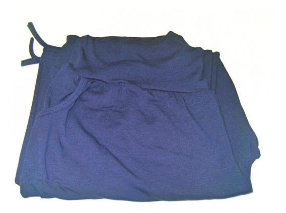 Pantalones De Modal Con Bolsillos Talles Grandes 4xl-6xl