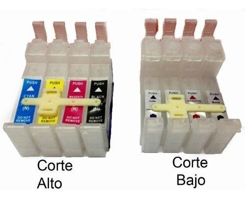 Cartuchos Vacíos Para Sistema De Tinta Continua Tx Cx Nx