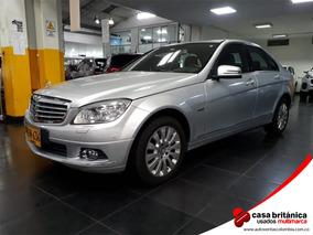 Mercedes Benz C200 Cgi Elegance Automatico 4x2 Gasolina