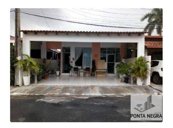 Casa Com 3 Dormitórios À Venda, 112 M² Por R$ 310.000,00 - Santo Agostinho - Manaus/am - Ca0085