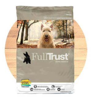 Croqueta Alimento Para Perro Adulto 2kg Raza Adsb2 Fulltrust