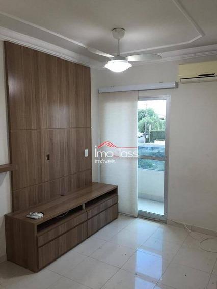 Apartamento Com 2 Dormitórios À Venda, 67 M² - Jardim Bela Vista - Americana/sp - Ap0740