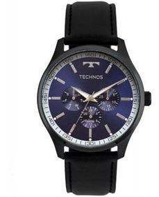 Relógio Masculino Technos Preto 6p29ajp/2a