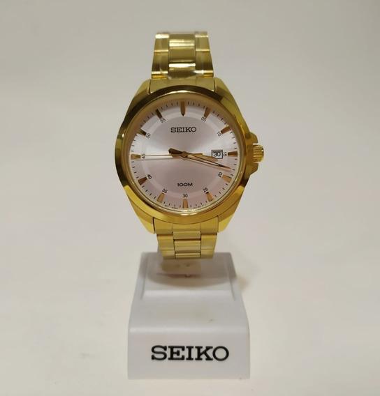 Relógio Masculino Seiko Analógico Sur212b1
